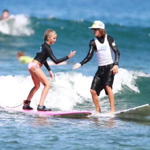 Maui Intermediate Surf Lessons