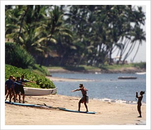 Maui Surf Lessons