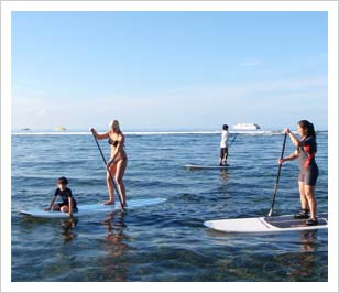 Maui Stand UP Paddle