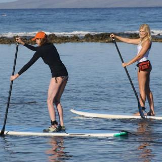 Maui SUP Lessons