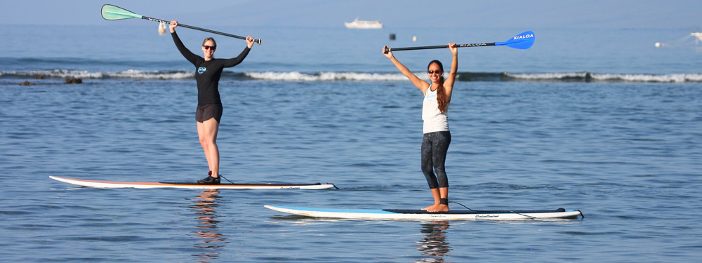 Maui Stand Up Paddle Lessons