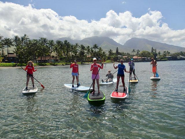 Maui Surf Schools