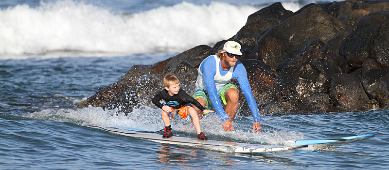 Private Surfing Lessons Maui