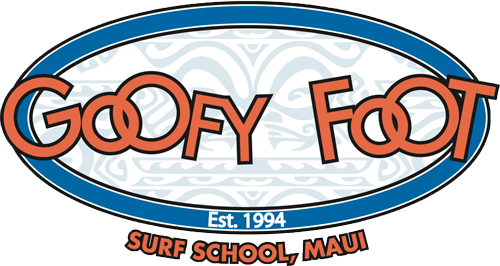 Welcome to Goofy Foot Surf School, located in Lahaina, Maui. We offer professional instruction for Surf Lessons, Stand Up Paddle (SUP) Lessons, for beginners to advanced surfers. Take a surf lesson on Maui with us!