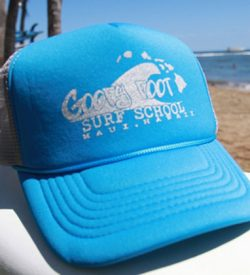 Goofy Foot Surf School Maui Merchandise